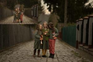 Tutorial nr11 portret Dzieci